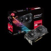 VGA Asus ROG-STRIX-RX570-O4G-GAMING, AMD RX570, 4GB 256-bit GDDR5, do 1310MHz, DP, DVI-D 2x, HDMI, 36mj