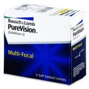 Purevision Multi-Focal (6 buc) -Lentile de contact bifocale/multifocale