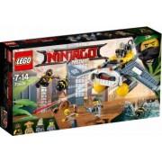 LEGO NINJAGO - Bombardier Diavol de Mare
