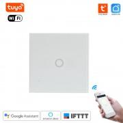 Smart HOME - inteligentný wifi Dotykový vypínač 1 gang Tuya Smart Life