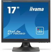 """Monitor Iiyama LED 17"""" E1780SD-B1 TN SXGA, HD, 5:4, DVI, Boxe"""