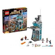 Lego Avengers Age of Ultron Attack on Avengers Tower Building Set