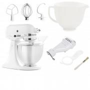 KitchenAid Classic Robot + accessorio pasta corta + ciotola ceramica