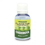 Cherimoya 32 ml Bordsvattenarom för kolsyrat vatten