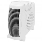 Bomann HL 1095 - Calefactor, 2 niveles de temperatura, función ventilador, 2000 W, color blanco