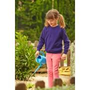 Dziecięca bluza Premium Raglan Sweat Fruit of the Loom