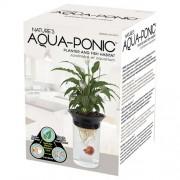 PENN PLAX AQUA-PONIC 2l akvárium s kvetináčom pre biologickú rovnováhu