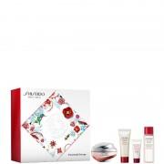 Shiseido Bio-Performance Liftdynamic Cream - Cream Viso Lifting Dinamico Confezione 50 ML Crema Viso + 15 ML Detergente + 30 ML Lozione + 5 ML Siero