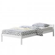 [en.casa] ABWB-2005 borovicový rám postele s roštom 90x200 cm