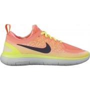 Nike Free Run Distance 2 - scarpe running neutre - donna - Orange/Yellow