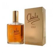 Revlon Charlie Gold 100Ml Per Donna (Eau De Toilette)