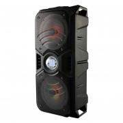 Parlante doble woofer Kolke Iron Bluetooth 150W KPB-322