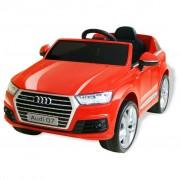 Sonata Електрически детски автомобил Audi Q7, червен, 6 V
