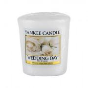 Yankee Candle Wedding Day vonná svíčka 49 g