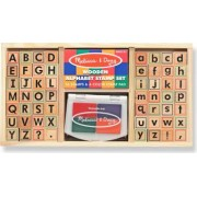 Set de stampile Alfabet Melissa and Doug