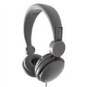 ROLINE 15.99.1304 :: VALUE Слушалки с микрофон, 1.4 м кабел, сиви