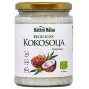 Bättre Hälsa Kokosolja EKO 500 ml