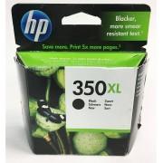 HP 350XL czarny atrament kasety CB336EE