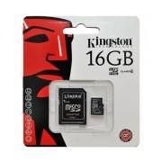 MEMORIE 16GB MICRO SECURE DIGITAL SDHC CLASA 4