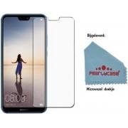 Tempered Glass / Gehard Glazen Screenprotector voor Huawei P20 Pro