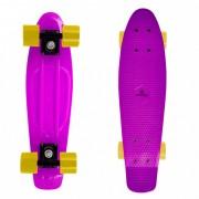 """Penny Board Purple/Galben 22,5"""""""