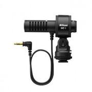 Nikon ME-1, stereomikrofon med tillbehörsfot