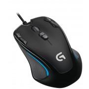 Logitech G300s Геймърска оптична мишка