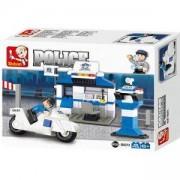Конструктор - Полиция, B0272 Sluban, 6938242950859