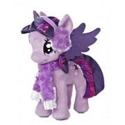 "Aurora World My Little Pony Winter Princess Twilight Sparkle Plush, 10"""
