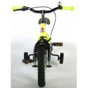 Bicicleta Volare Cruiser pentru baieti 12 inch Galben