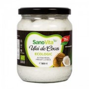 ULEI DE COCOS ECOLOGIC 500 ML