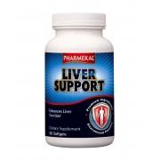 Pharmekal Liver Support Máriatövis Kapszula 1000 mg 90 db