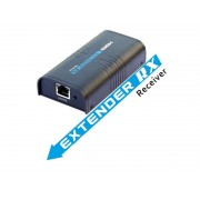 Receiver Unit - 1xN Splitter over Network HDMI Extender over LAN / IP Network Switches (Ethernet) - Unlimited Receivers Possible