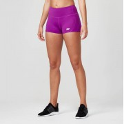 Myprotein Heartbeat Shorts - S - Violet