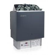 Oceanic Stufa per Sauna Oceanic da 6kW con controlli integrati (BIC)