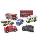 Set Masinute Le Toy Van The London
