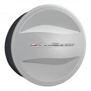 Capa de Estepe Ecosport 2003 a 2017 Com Cadeado Prata Dublin