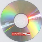 CD-R Verbatim Cristal 52x 700MB