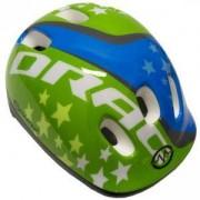 Каска за велосипед Flip, XS, синя, MASTER, MAS-B200-XS-blue