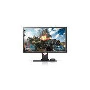 Monitor Gamer BenQ Zowie XL2430 de 24 144Hz, Conexão Display Port, Lag-Free, Black Equalizer, S-Swtich, Low Blue Light e Ajuste de Altura, Grafite Fosco