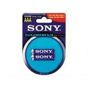 Battery, Sony Alkaline R03 Stamina Plus 2pcs AAA (AM4B2D)