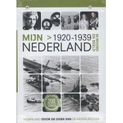 Mijn Nederland IWEB Boek 6 * DE JAREN 20/39 * // 2DVD + BOEK. DOCUMENTARY, Paperback