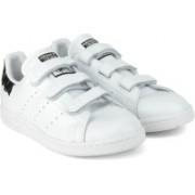 ADIDAS ORIGINALS STAN SMITH CF W Sneakers For Women(Black, White)