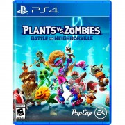 plants vs. zombies: battle of neighborville ps4