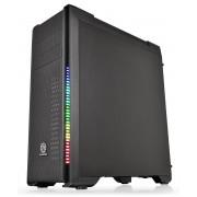 Carcasa Versa C21 RGB, MiddleTower, Fara sursa, Negru