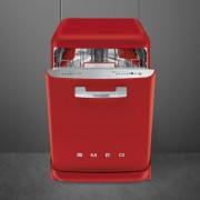 Lavavajillas Smeg LVFABRD Color Rojo Libre Instalación Estética Retro Años 50 A+++ | Instalación Disponible