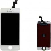 Compatibile Apple AA - 821-1590-01 - Vetro LCD per iPhone 5s - Bianco (Grado AA)