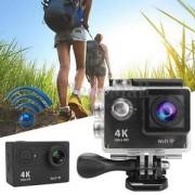 Vízálló extrém sport és akció kamera 4K UHD + WIFI