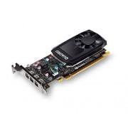 PNY Nvidia Quadro P400 2GB GDDR5 grafische kaart - grafische kaart (NVIDIA, 4096 x 2160 pixels, GDDR5, PCI Express 3.0, actief)