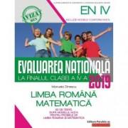 Evaluarea Nationala 2019 la finalul clasei a IV-a. Limba romana. Matematica